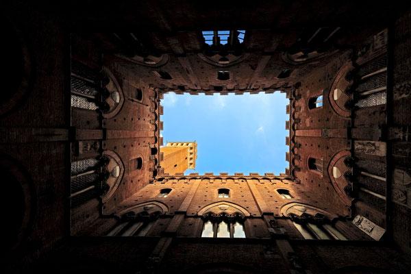 Innenhof des Palazzo Vecchio