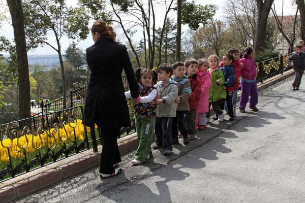 Emirgan-Park (Kindergarten-Ausflug)