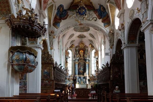 Klosterkirche von Bad Schussenried
