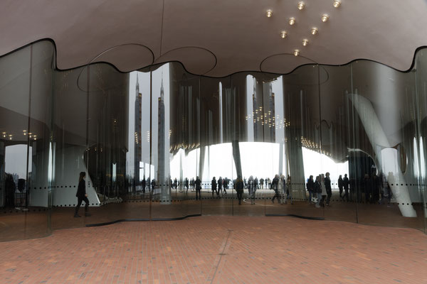Foyer der Elbphilharmonie