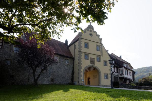 Stadttor von Forchtenberg