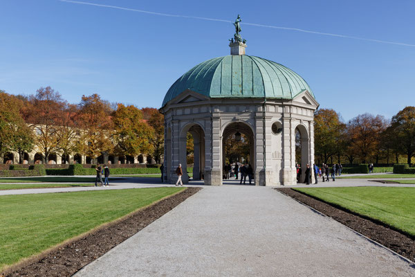 Pavillon im Hofgarten