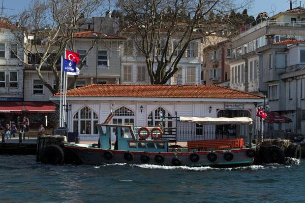 Beylerbeyi am Bosporus