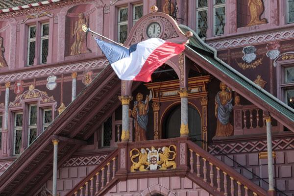 Mulhouse Rathaus