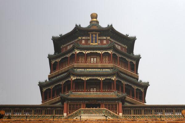 Sommerpalast, Pavillon des Buddhaweihrauchs