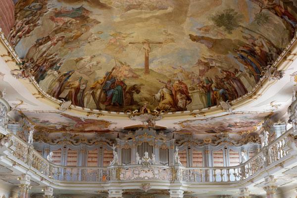 Klosterbibliothek von Bad Schussenried