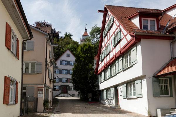 Altes Weberviertel von Biberach