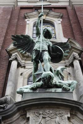 """Sankt-Michaelis-Kirche (""""Michel"""", Hamburg)"""