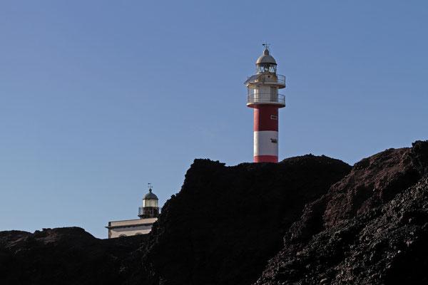 Leuchtturm an der Punta de Teno