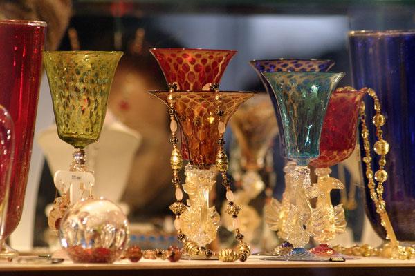Venezianisches Glas aus Murano