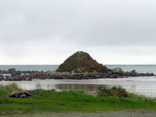 Monkey Island  war mal ein Walausguck -  once a whale lookout