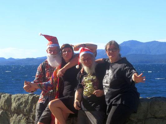 Weihnachten mit Bill und Dawn