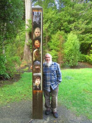 Stop for two nights in the National Park that was Rivendell in the Lord of the rings - wir haben zwei Nächte in diesem Nationalpark verbracht, Drehort für Rivendell, Heimat der Elfen im Film