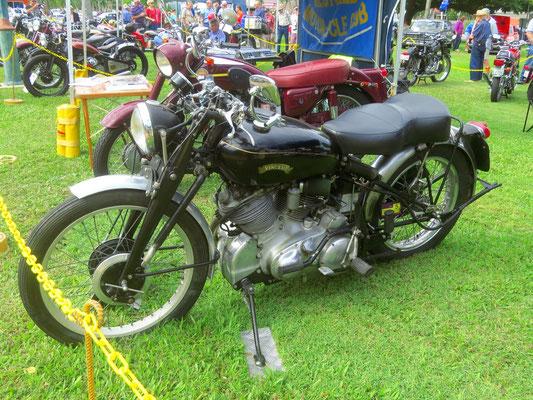 Ausstellung des Restored Bike Club