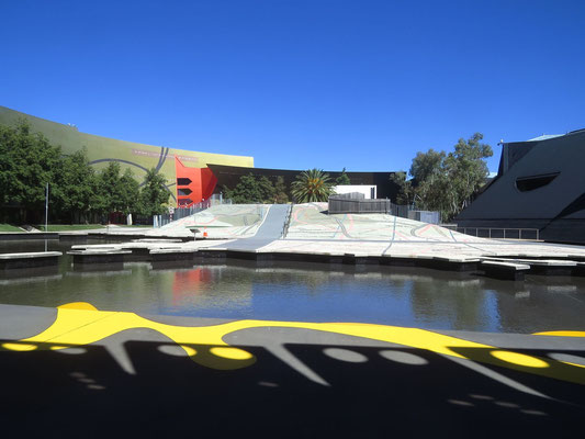 the Australian museum in Canberra
