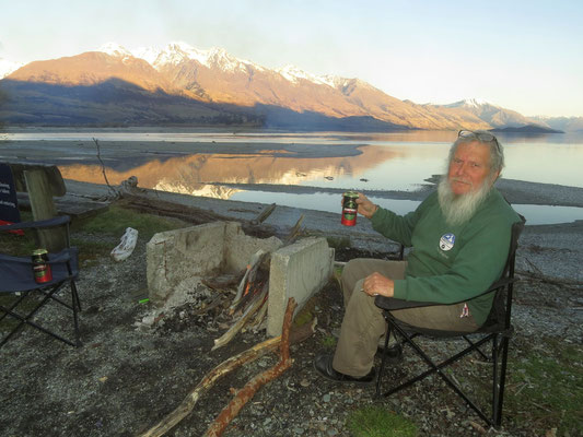 Camping in Kinloch