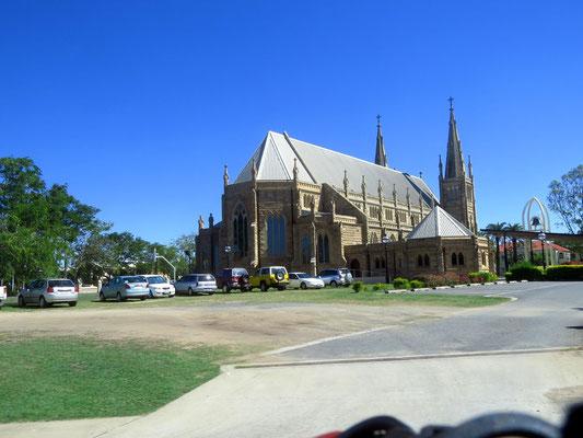 Rockhampton cathedral