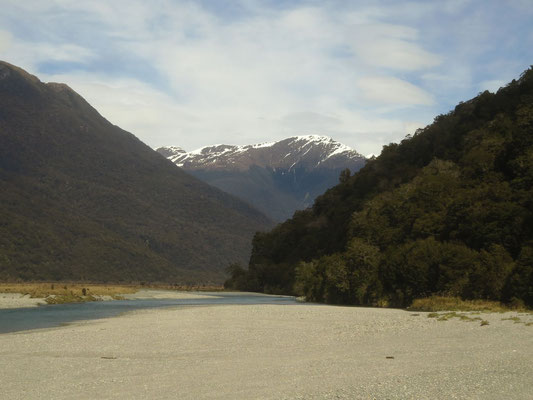 almost in Haast