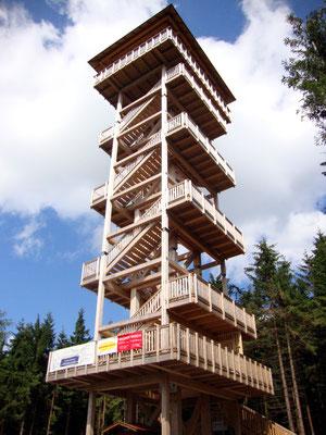 Alpenblick in der Ferienregion Böhmerwald, Schöneben