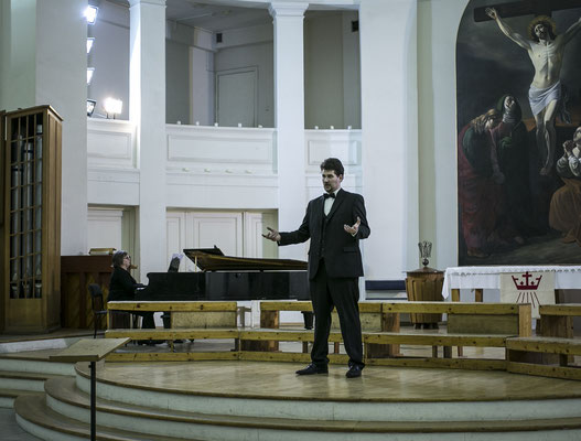 Святослав Сахаров (Минск, Беларусь) Лауреат ГРАН ПРИ