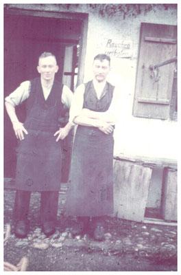 Mein Großvater und Urgroßvater