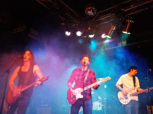 SoS-Festival - 05.02.2016 - Garage Deluxe, München