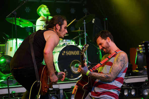 RockSommer - 08.08.2014 - Theatron, München
