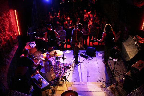 Album Release Show - 16.07.2016 - Milla Live Club, München