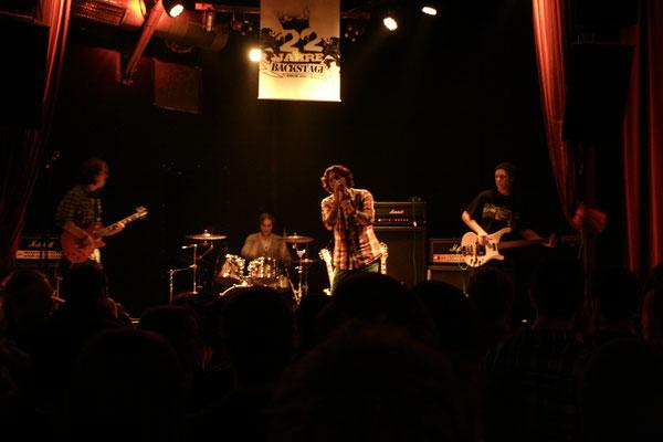 18.01.2013 - Backstage, Müchen