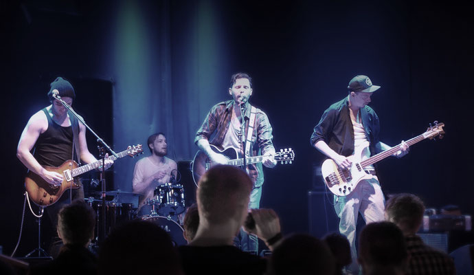 Akus Tick Labelnight - 12.04.2014 - Backstage, München