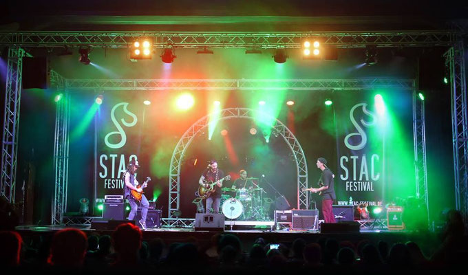 STAC-Festival - 14.10.2016 - Reese Theater, Augsburg