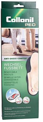 Leichte Fußbett Einlage * Beratung und Tipps zu diesem Produkt erhalten Sie im Geschäft