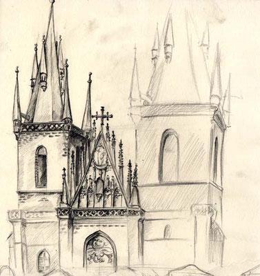 Zeichnung 16 Copyright Katja Rotrekl
