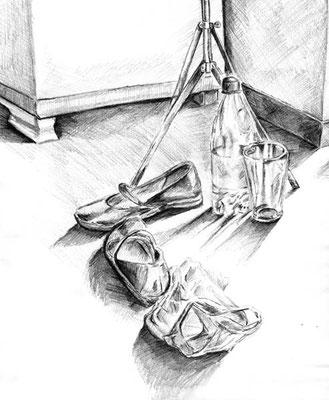 Zeichnung 14 Copyright Katja Rotrekl