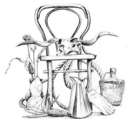 Zeichnung 15 Copyright Katja Rotrekl