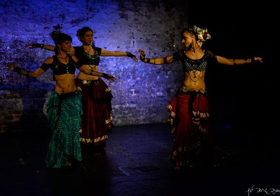 Tribal Fest Leipzig 2016, Sil Ke Rella, Anna Engl & Masha Shushera