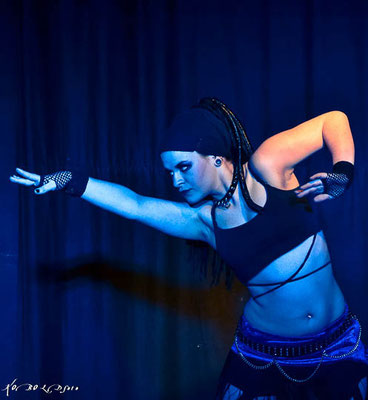 Proserpina 2013 - Open Stage * Samira