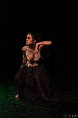 """Tanzshow """" Metamorphose """" 2017, Una Shamaa"""