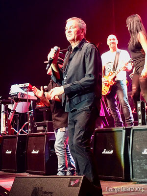 "Ian Gillan (Deep Purple) - ""Rock meets Classic"" 2015"