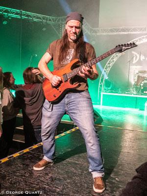 Dr. Kinski in Rüdersdorf, 2018 (AC/DC tribute)
