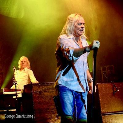 Uriah Heep, 2014 in Berlin
