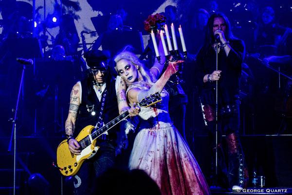ROCK MEETS CLASSIC, Tour 2020, mit Alice Cooper, Berlin
