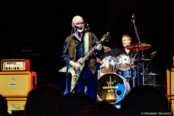 Wishbone Ash, Tempodrom , Berlin, 2020 Music & Stories