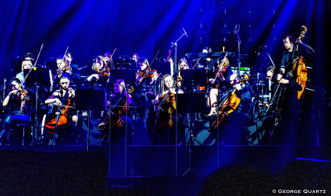ROCK MEETS CLASSIC, Tour 2020, mit Alice Cooper, Berlin, RMC Philharmonic Orchestra