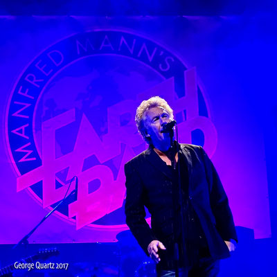Manfred Mann's Earthband 2017 in Berlin