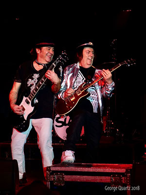Slade 2018 Giants of Rock Festival