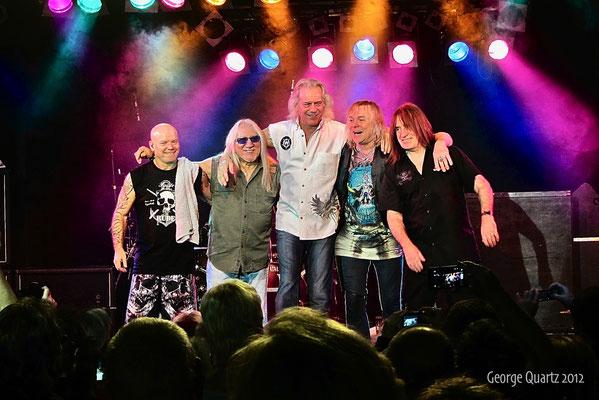 Uriah Heep, 2012 in Worpswede