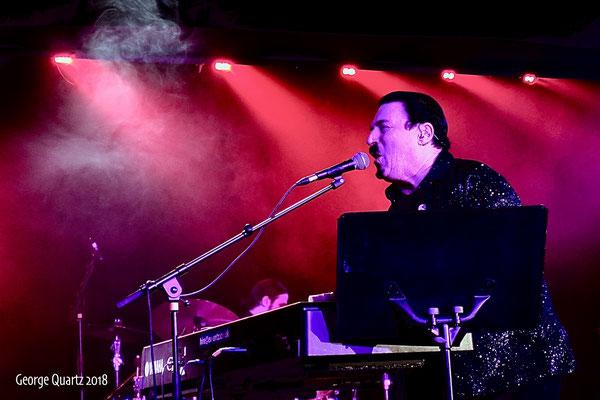 Bobby Kimball 2018 in Minehead, Giants of Rock Festival