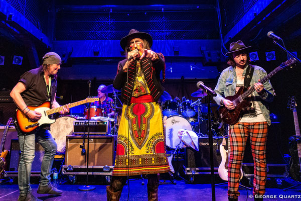 Hamburg Blues Band & Arthur Brown