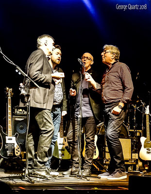 10cc 2018 in Berlin
